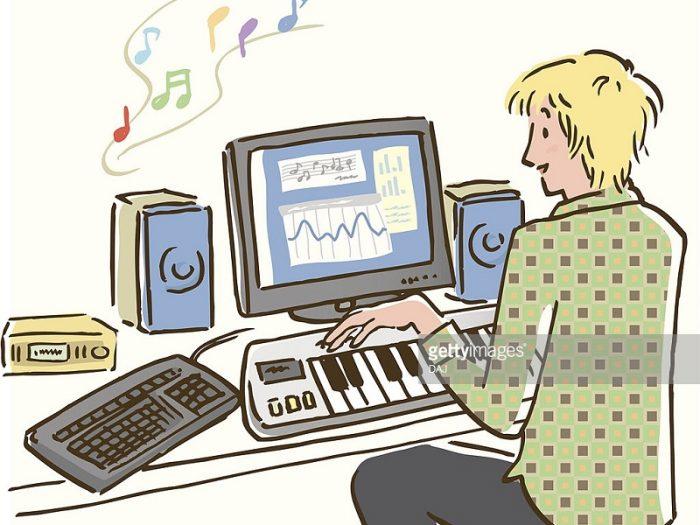 Khóa học sản xuất âm nhạc trên máy tính