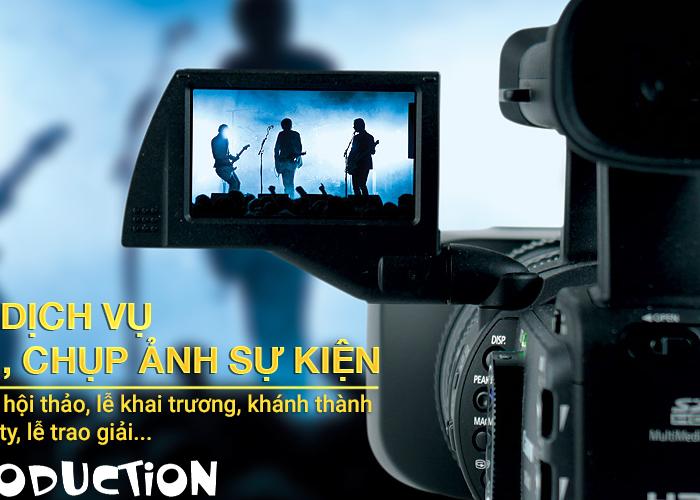 Dịch vụ quay phim Thái Nguyên