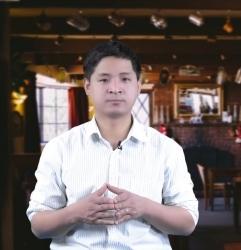 Giảng viên khóa học kinh doanh quán net - Giàng Thuận Ý