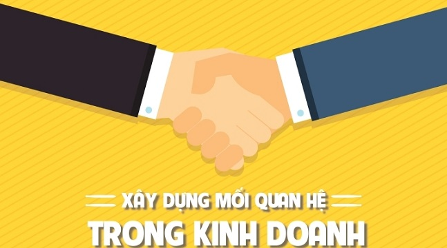 Khóa học xây dựng mối quan hệ trong kinh doanh