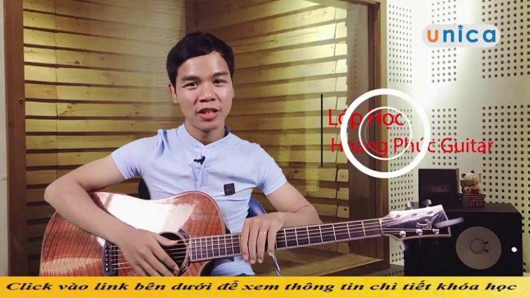 Khóa học Fingerstyle guitar nâng cao