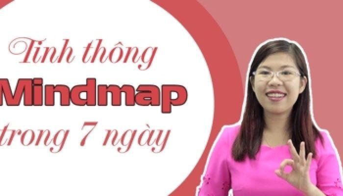 Khóa học tinh thông Mind Map trong 7 ngày