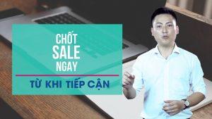 Khóa học tuyệt chiêu để chốt Sales