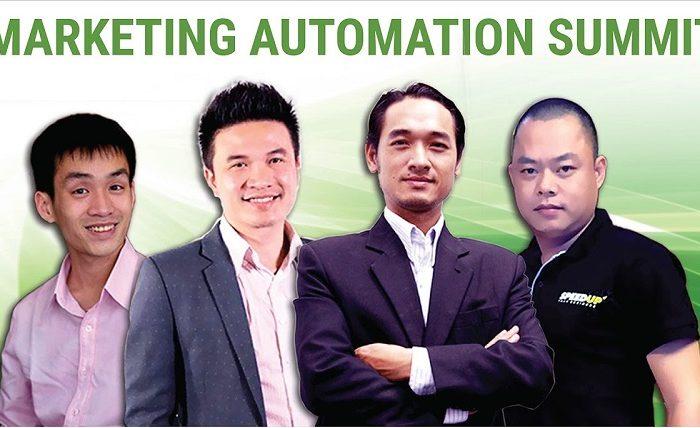 Khóa học Automation Marketing Summit