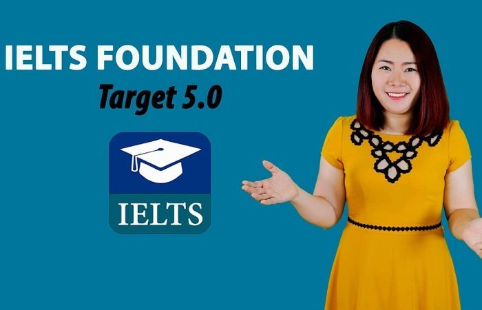 Khóa học IELTS nền tảng 5.0 phần 2 (Ngữ pháp – Viết – Nói)