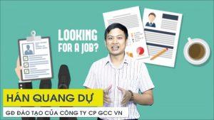 Khóa học bí quyết viết CV – Dự phỏng vấn