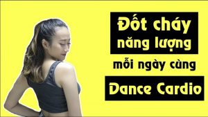 Khóa học nhảy Dance Cardio – Đốt cháy năng lượng mỗi ngày
