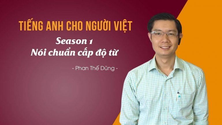 Khóa học tiếng Anh cho người Việt
