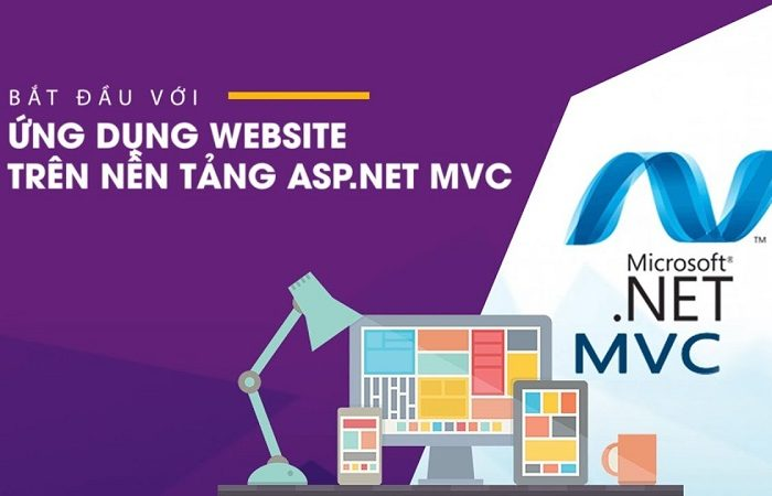 Bước đầu với ứng dụng website trên nền tảng ASP.NET MVC