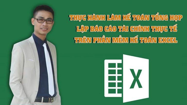 Khóa học kế toán tổng hợp trên Excel sau 30 ngày