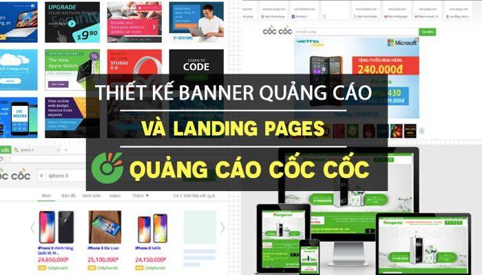 Khóa học thiết kế Banner quảng cáo và Landing Pages