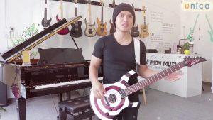 Khóa học từ mù tịt trở thành guitar lead
