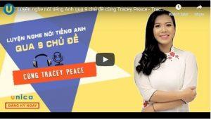 Luyện nghe nói tiếng Anh qua 9 chủ đề cùng Tracey Peace