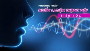 Phương pháp huấn luyện giọng nói siêu tốc