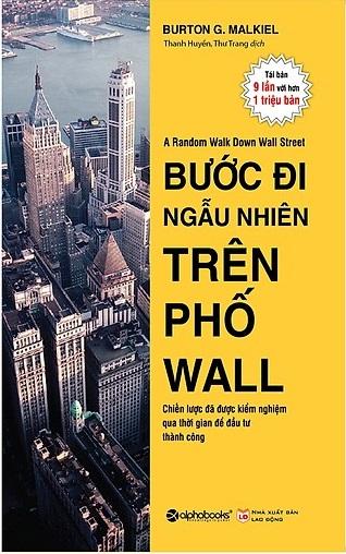Bước Đi Ngẫu Nhiên Trên Phố Wall