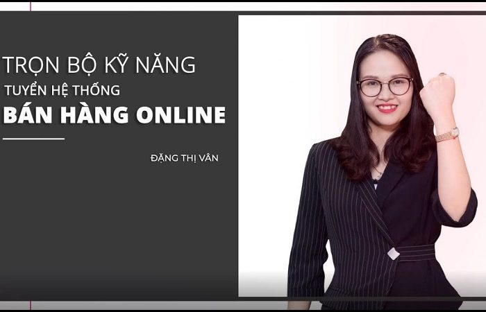 Trọn bộ kỹ năng tuyển hệ thống bán hàng online