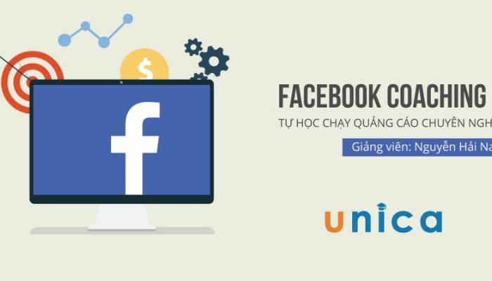 Khóa học Facebook Coaching - Tự học chạy quảng cáo chuyên nghiệp