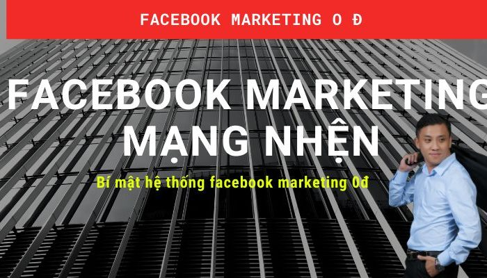 Facebook Marketing Mạng Nhện