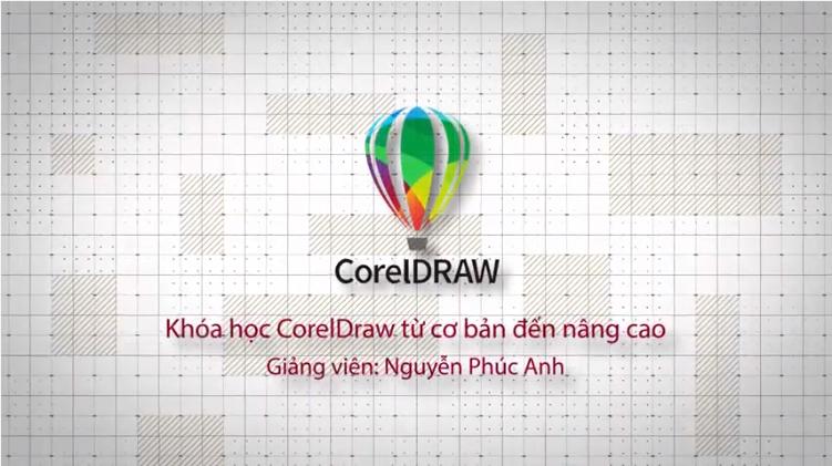 Khóa học CorelDRAW từ cơ bản đến nâng cao