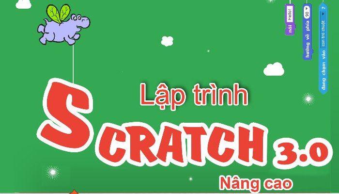 Lập trình với Scratch 3.0 nâng cao
