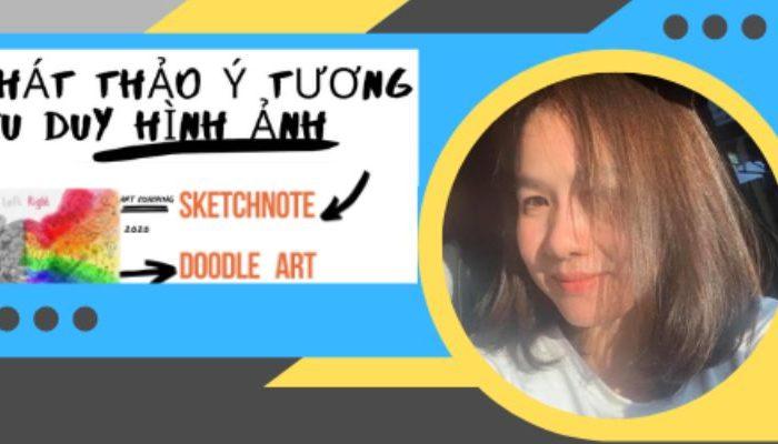 Khóa học Sketchnote & Doodle Art
