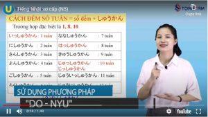 Tiếng Nhật sơ cấp 2 (N5)