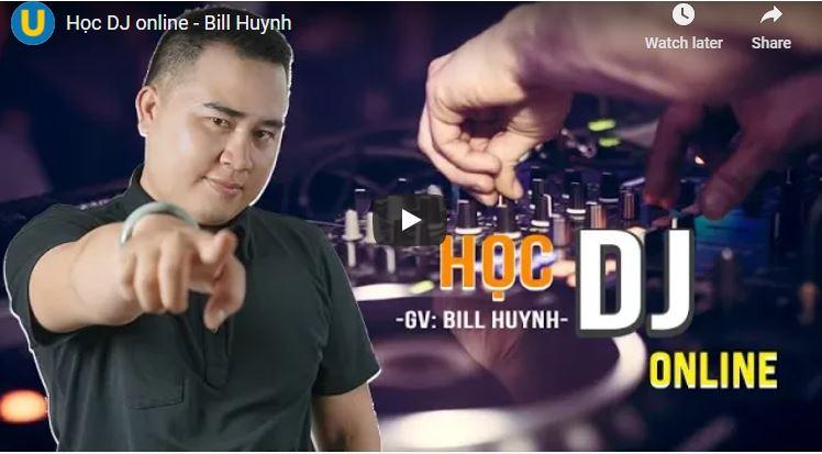Học DJ online