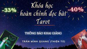 Khóa học hoàn chỉnh đọc bài Tarot