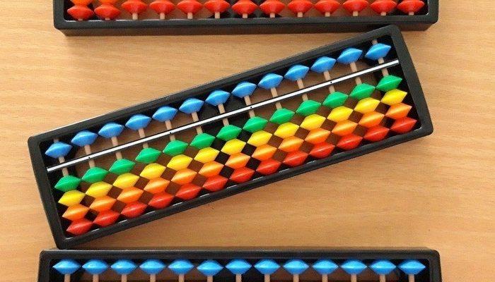 Khóa học bảng tính gảy hạt, bàn tính soroban 13 cột