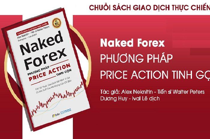 Review sách Naked Forex - Phương pháp Price Action Tinh gọn