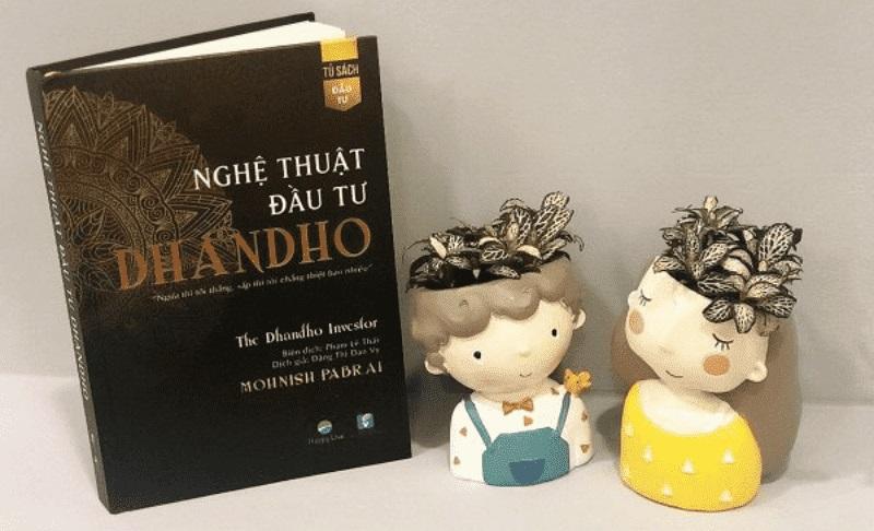 Review sách Nghệ Thuật Đầu Tư Dhandho - The Dhandho Investor