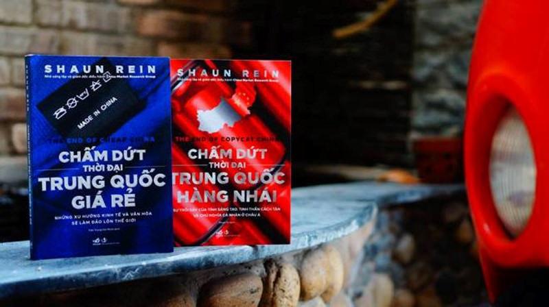 Review sách Chấm Dứt Thời Đại Trung Quốc Hàng Nhái