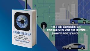 Review sách Uber - Chuyến Đi Bão Táp