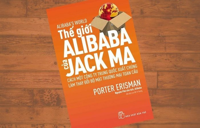Review sách Thế Giới Alibaba Của Jack Ma
