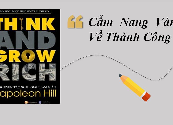 Review sách Nghĩ Giàu & Làm Giàu