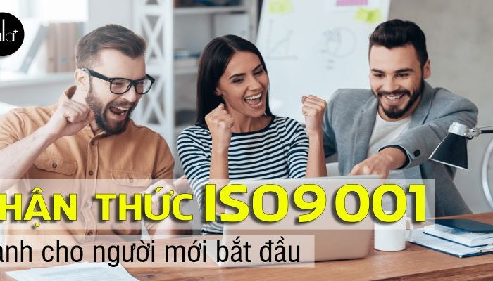 Nhận thức ISO 9001 - Dành cho người mới bắt đầu