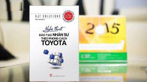 Review sách Nghệ Thuật Đào Tạo Nhân Sự Theo Phong Cách Toyota
