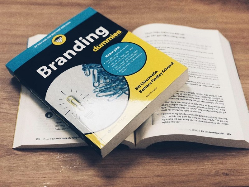 Review sách Branding For Dummies