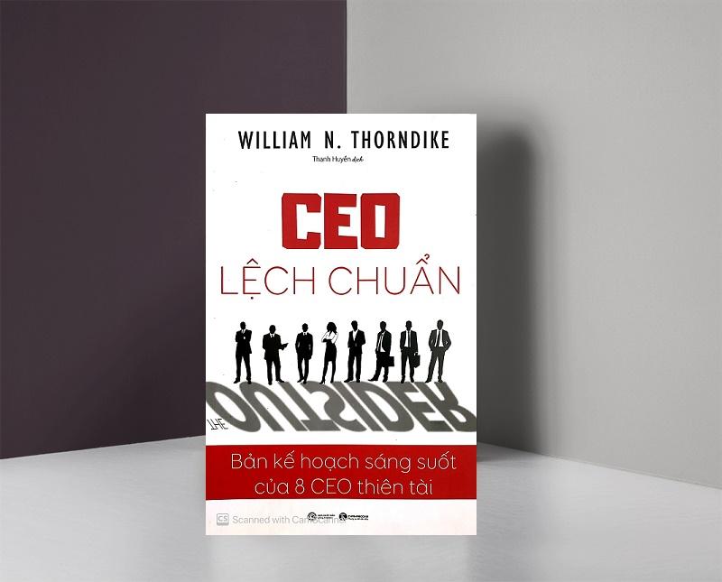 Review sách Ceo Lệch Chuẩn - Tác giả William Thorndike