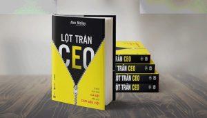 Review sách Lột Trần CEO - Tác giả Alex Malley, Thanh Huyền