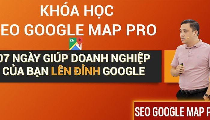 Khóa học Seo Google Map Pro