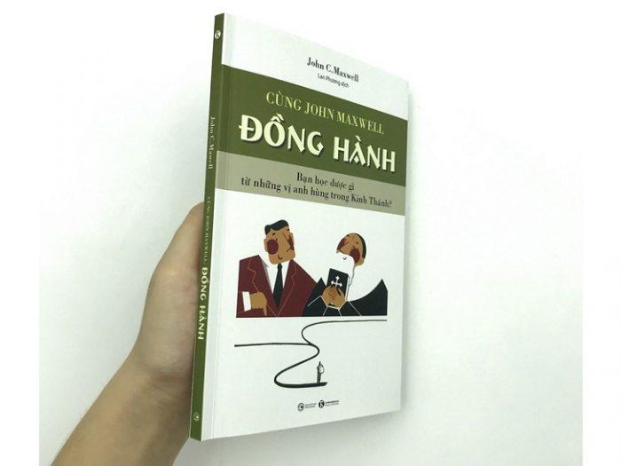 Review sách Cùng John Maxwell Đồng Hành