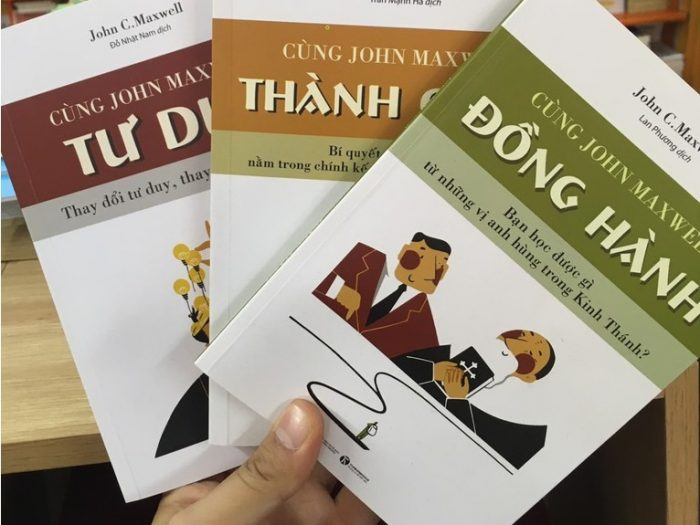 Review sách Cùng John Maxwell Tư Duy
