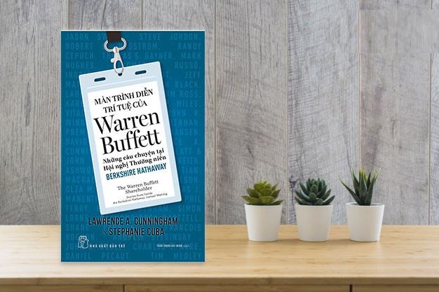Review sách Màn Trình Diễn Trí Tuệ Của Warren Buffett