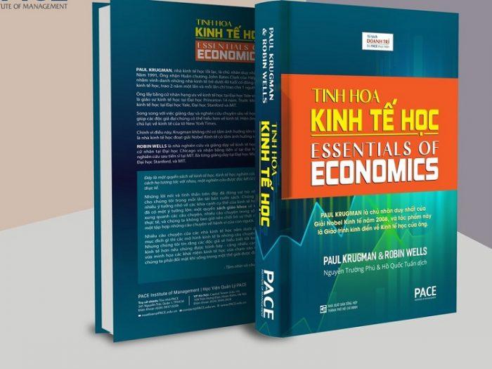 Review sách Tinh Hoa Kinh Tế Học - Essentials Of Economics