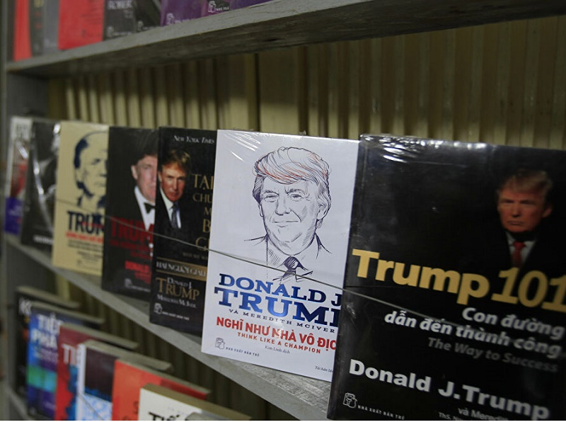 Review sách Trump 101 - Con Đường Dẫn Đến Thành Công