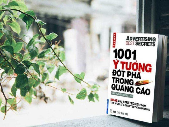 Review sách 1001 Ý Tưởng Đột Phá Trong Quảng Cáo