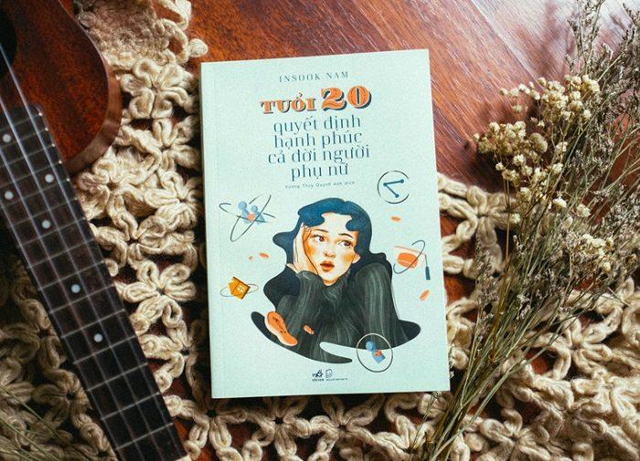 Review sách Tuổi 20 Quyết Định Hạnh Phúc Cả Đời Người Phụ Nữ