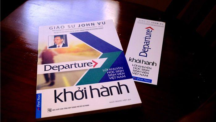 Review sách Khởi Hành - Lời Khuyên Sinh Viên Việt Nam